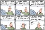 Joel Pett  Joel Pett's Editorial Cartoons 2012-04-22 population growth