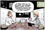 Cartoonist Joel Pett  Joel Pett's Editorial Cartoons 2012-04-27 social media