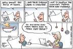 Cartoonist Joel Pett  Joel Pett's Editorial Cartoons 2012-05-08 how