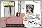 Cartoonist Joel Pett  Joel Pett's Editorial Cartoons 2012-07-22 culture