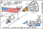 Joel Pett  Joel Pett's Editorial Cartoons 2012-08-03 Patriot Act