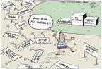 Cartoonist Joel Pett  Joel Pett's Editorial Cartoons 2012-08-07 tax reform