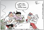 Cartoonist Joel Pett  Joel Pett's Editorial Cartoons 2012-08-24 food consumption
