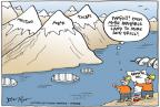 Cartoonist Joel Pett  Joel Pett's Editorial Cartoons 2012-10-17 climate
