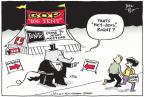 Cartoonist Joel Pett  Joel Pett's Editorial Cartoons 2012-11-09 2012 election