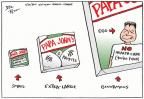 Cartoonist Joel Pett  Joel Pett's Editorial Cartoons 2012-11-20 check