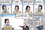Joel Pett  Joel Pett's Editorial Cartoons 2013-03-05 Mitch McConnell