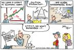 Cartoonist Joel Pett  Joel Pett's Editorial Cartoons 2013-04-05 loss