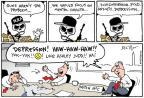 Joel Pett  Joel Pett's Editorial Cartoons 2013-04-12 Mitch McConnell