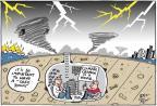 Cartoonist Joel Pett  Joel Pett's Editorial Cartoons 2013-05-24 climate