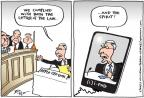 Cartoonist Joel Pett  Joel Pett's Editorial Cartoons 2013-05-25 practice