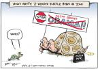Cartoonist Joel Pett  Joel Pett's Editorial Cartoons 2013-07-07 zoo