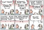 Cartoonist Joel Pett  Joel Pett's Editorial Cartoons 2013-07-19 guess