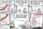 Cartoonist Joel Pett  Joel Pett's Editorial Cartoons 2013-07-30 income gap