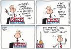Joel Pett  Joel Pett's Editorial Cartoons 2013-08-09 2016 election Rand Paul