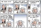 Joel Pett  Joel Pett's Editorial Cartoons 2013-09-10 Mitch McConnell