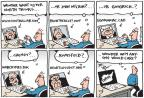 Cartoonist Joel Pett  Joel Pett's Editorial Cartoons 2013-09-13 Vietnam War