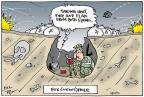 Joel Pett  Joel Pett's Editorial Cartoons 2013-09-25 Mitch McConnell