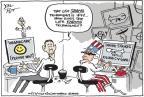 Cartoonist Joel Pett  Joel Pett's Editorial Cartoons 2013-10-23 how