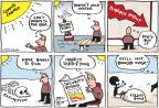 Cartoonist Joel Pett  Joel Pett's Editorial Cartoons 2013-11-05 endangered species