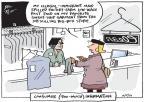 Cartoonist Joel Pett  Joel Pett's Editorial Cartoons 2013-12-05 TMI