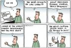 Cartoonist Joel Pett  Joel Pett's Editorial Cartoons 2014-01-22 culture