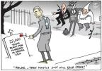 Cartoonist Joel Pett  Joel Pett's Editorial Cartoons 2014-03-04 black