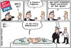 Cartoonist Joel Pett  Joel Pett's Editorial Cartoons 2014-03-11 practice