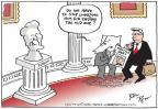 Joel Pett  Joel Pett's Editorial Cartoons 2014-04-02 Cold War