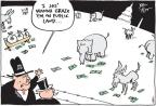 Cartoonist Joel Pett  Joel Pett's Editorial Cartoons 2014-04-18 $$$
