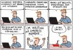 Cartoonist Joel Pett  Joel Pett's Editorial Cartoons 2014-07-03 check