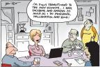 Cartoonist Joel Pett  Joel Pett's Editorial Cartoons 2014-07-06 social media