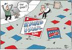 Cartoonist Joel Pett  Joel Pett's Editorial Cartoons 2014-11-09 2014 election