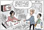 Cartoonist Joel Pett  Joel Pett's Editorial Cartoons 2014-12-04 they
