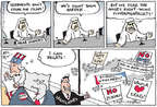 Cartoonist Joel Pett  Joel Pett's Editorial Cartoons 2015-01-27 science politics