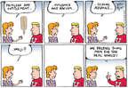 Cartoonist Joel Pett  Joel Pett's Editorial Cartoons 2015-03-22 racism