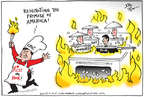 Cartoonist Joel Pett  Joel Pett's Editorial Cartoons 2015-03-25 2016 Election Ted Cruz