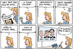 Cartoonist Joel Pett  Joel Pett's Editorial Cartoons 2015-04-14 check