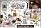 Cartoonist Joel Pett  Joel Pett's Editorial Cartoons 2016-04-03 biology