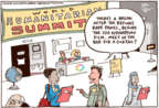 Cartoonist Joel Pett  Joel Pett's Editorial Cartoons 2016-05-24 rape