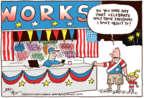 Cartoonist Joel Pett  Joel Pett's Editorial Cartoons 2016-07-03 don't