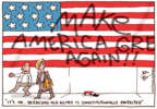Joel Pett  Joel Pett's Editorial Cartoons 2016-12-01 2016 Election Donald Trump