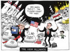 Cartoonist Joel Pett  Joel Pett's Editorial Cartoons 2017-06-06 climate change