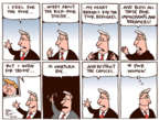 Cartoonist Joel Pett  Joel Pett's Editorial Cartoons 2017-09-07 rich