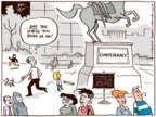 Joel Pett  Joel Pett's Editorial Cartoons 2017-09-10 civil rights