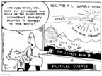 Cartoonist Joel Pett  Joel Pett's Editorial Cartoons 2001-07-25 science