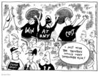 Cartoonist Joel Pett  Joel Pett's Editorial Cartoons 2001-08-02 education