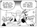 Joel Pett  Joel Pett's Editorial Cartoons 2001-09-25 civil rights