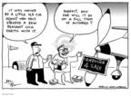 Cartoonist Joel Pett  Joel Pett's Editorial Cartoons 2001-09-28 biology