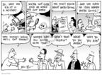 Cartoonist Joel Pett  Joel Pett's Editorial Cartoons 2002-07-24 scientist